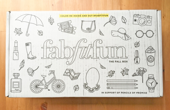 FabFitFun Fall 2016 Subscription Review plus $10 Off!