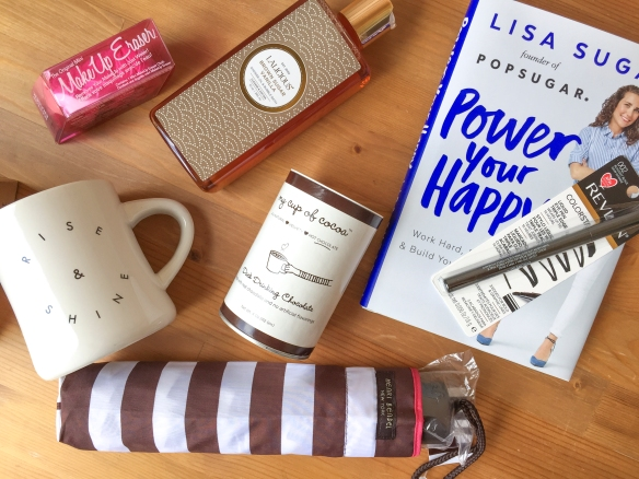 POPSUGAR Must Have October 2016 Box Review