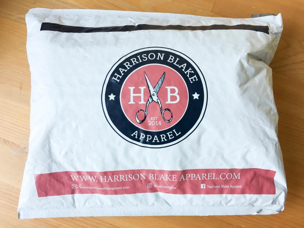 Harrison Blake Apparel Subscription November Box Review