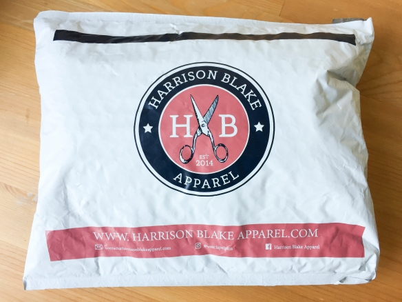 Harrison Blake Apparel Subscription November Box Review
