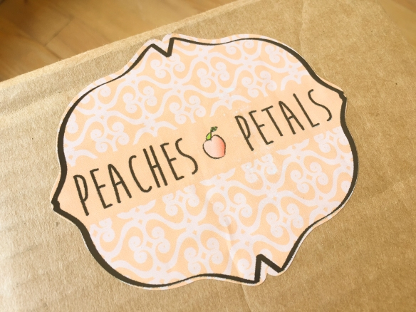 Peaches and Petals November 2016 Review