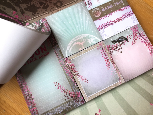 Peaches and Petals January 2017 Review