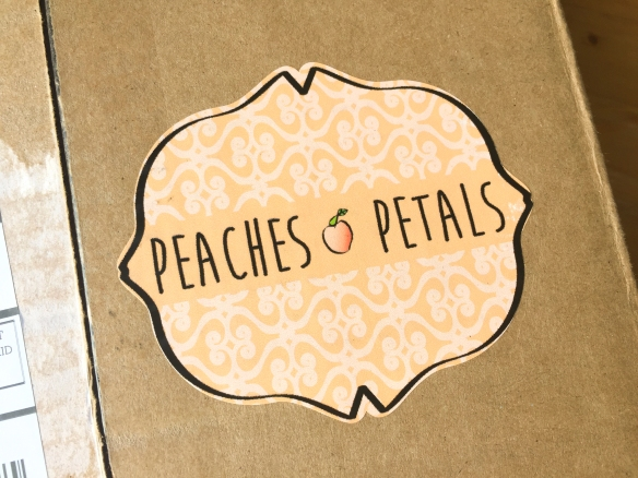 Peaches and Petals February 2017 Review