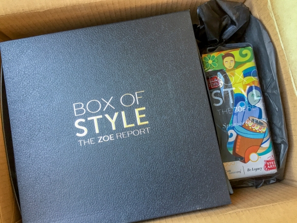 Rachel Zoe Box of Style Spring 2017 Review plus 35% Off Sale!