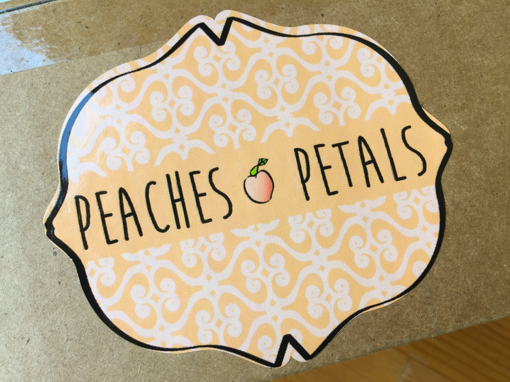 Peaches and Petals April 2017 Review
