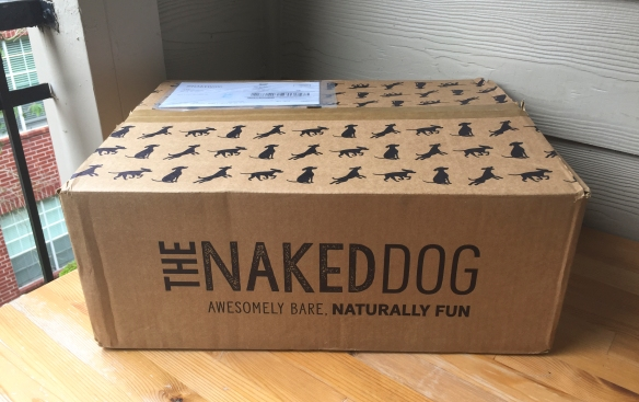 The Naked Dog Box Subscription Review