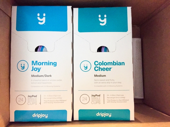 DripJoy K-cup Coffee Subscription Review