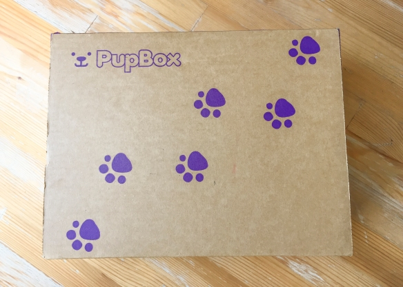 PupBox Subscription Box Review: 4 Month Puppy
